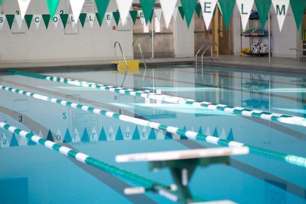 Partyka Natatorium Pool
